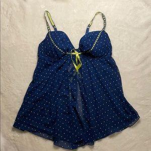Cacique babydoll bra lingerie 40D